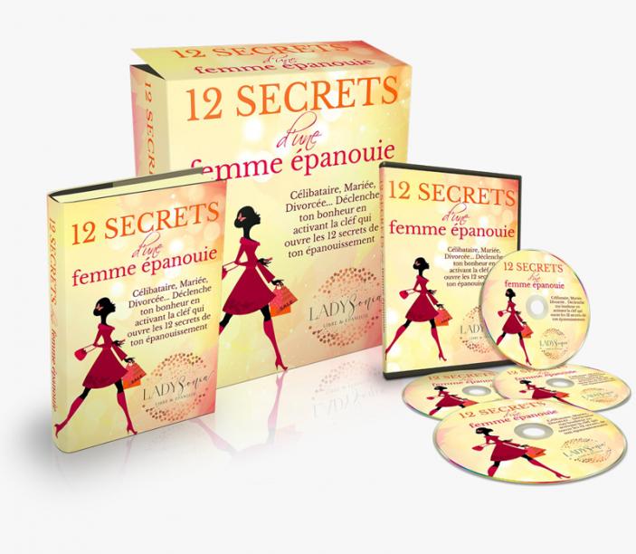 12 secrets d'une femme épanouie